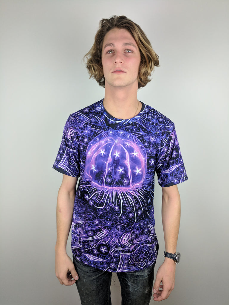 Jellyfish Tee by Telekinetica