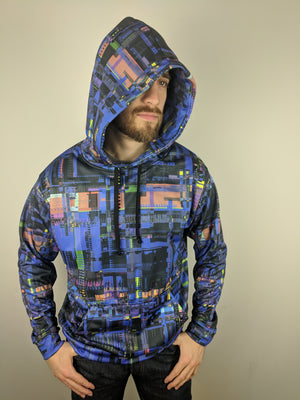 The Number 21 Hoodie by Hubert Solczynski