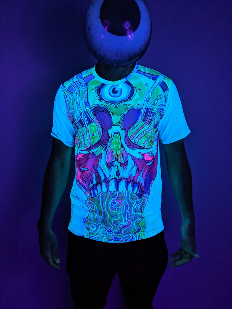 Mana Skull Tee by Phazed