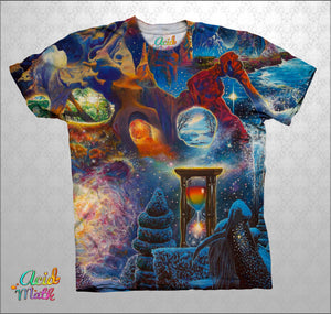 Chronos Flux Legacy Tee by James McCarthy