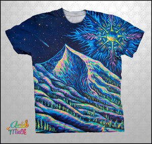 MiHKAL Legacy Sublimation Tee by Jim Figora