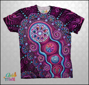 Coalescence Legacy Sublimation Tee by John Speaker
