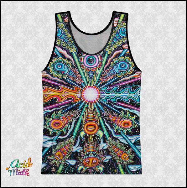 Space Jam Legacy Sublimation Tank by John Speaker