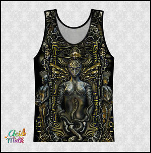 Molecular Princess Legacy Sublimation Tank by Luminokaya