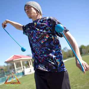 Game Hands Legacy Sublimation Tee by TAS