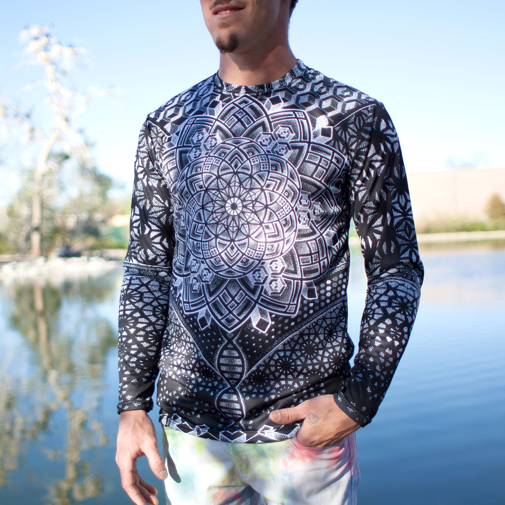 One Sublimation Longsleeve by Glen Thomson