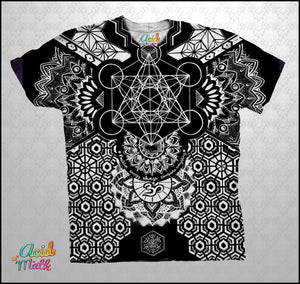 Geometric Legacy Sublimation Tee by Mil Et Une