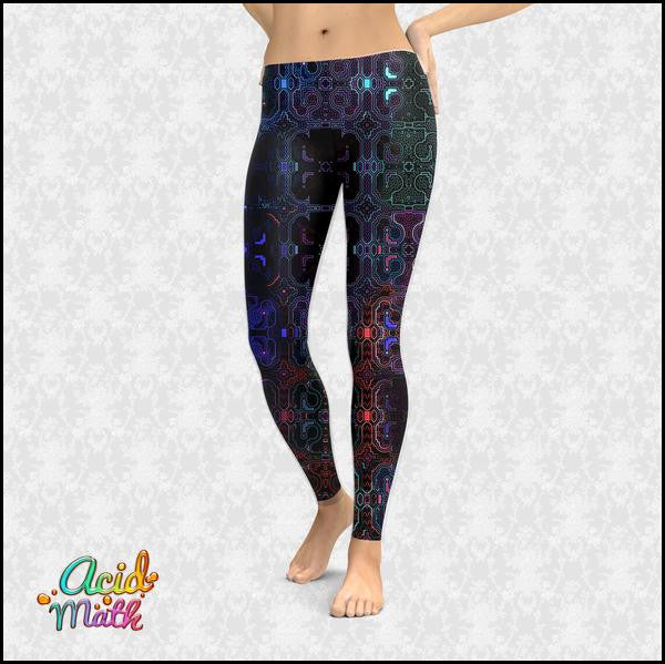Shipibo Leggings by TAS
