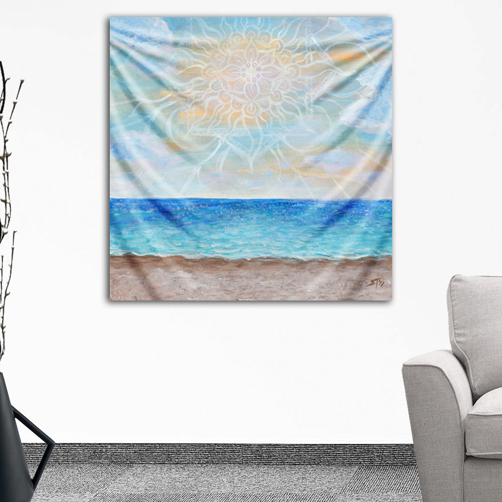 Beach Tapestry by Scott Tuckfield