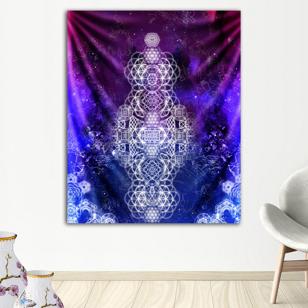 Retro Future Dreams Tapestry by Warnier