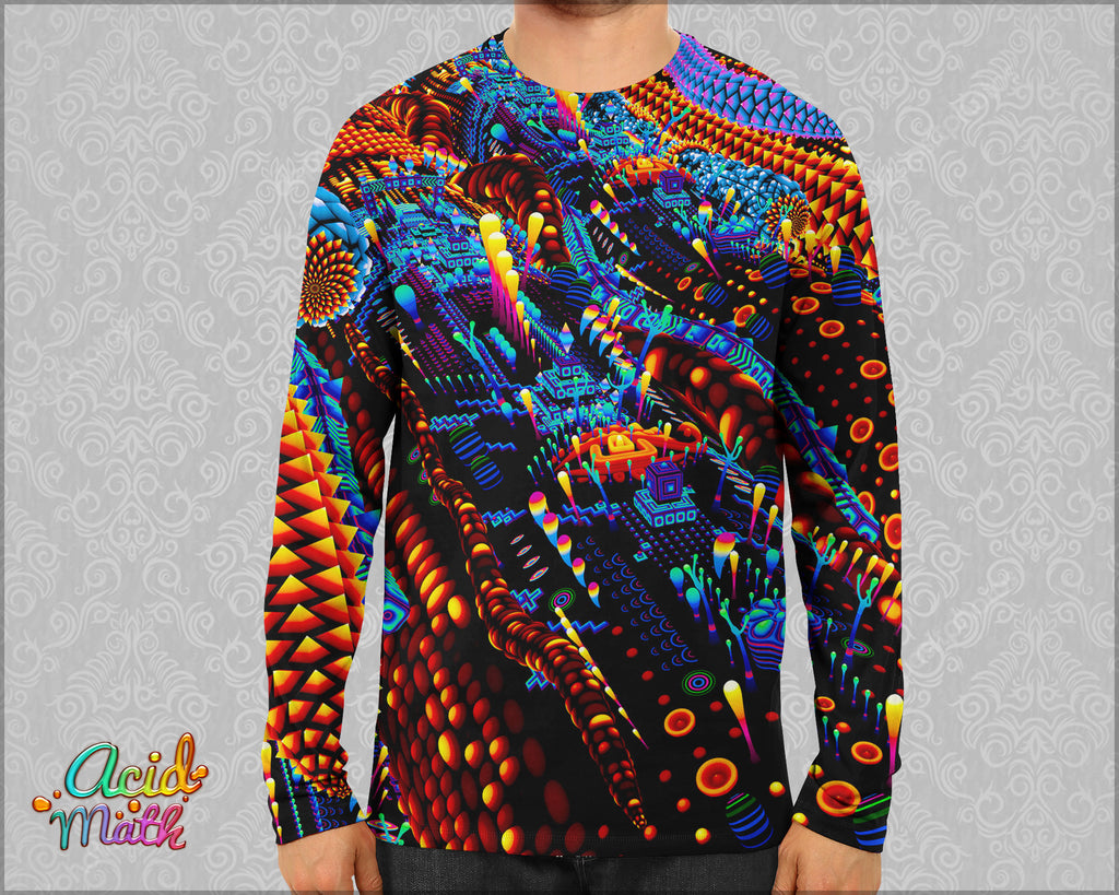 Bend Sublimation Longsleeve by TAS
