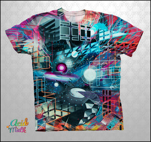 Intel Legacy Sublimation Tee by Apex Collective