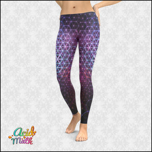 Water Message Leggings by FRAMEofMIND
