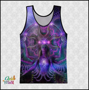 Luminous Presence Legacy Sublimation Tank by Hakan Hisim