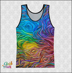 Holy Fuck Sublimation Tank by Artfool