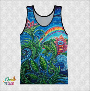 Maui Wowie Legacy Sublimation Tank by John Speaker