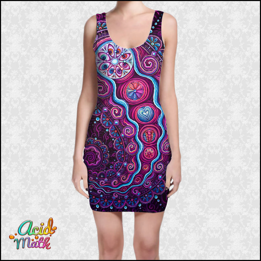 Coalescence Dress by John Speaker