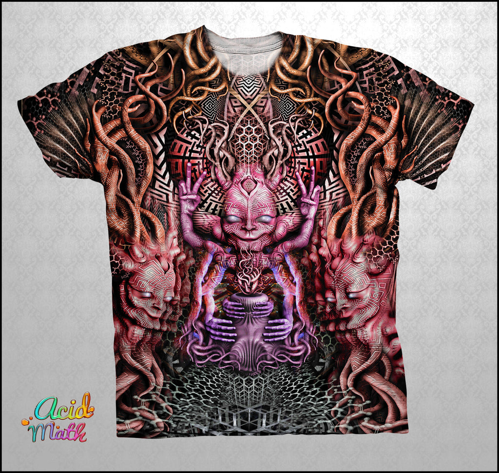 Set And Setting Legacy Sublimation Tee by Luminokaya