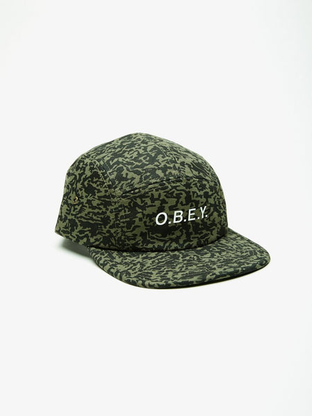 Obey Trenches 5 Panel Hats Ascent Wear - 3
