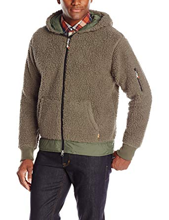 Men's Shaggy Jacket