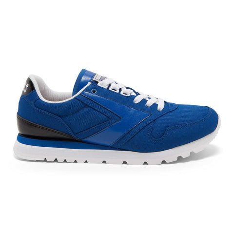 Brooks Heritage Varsity Chariot Shoe Blue/Black/White Shoes Ascent Wear - 1