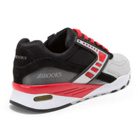 Brooks Heritage Equinox Regent Shoe Black/Red/Silver Shoes Ascent Wear - 4
