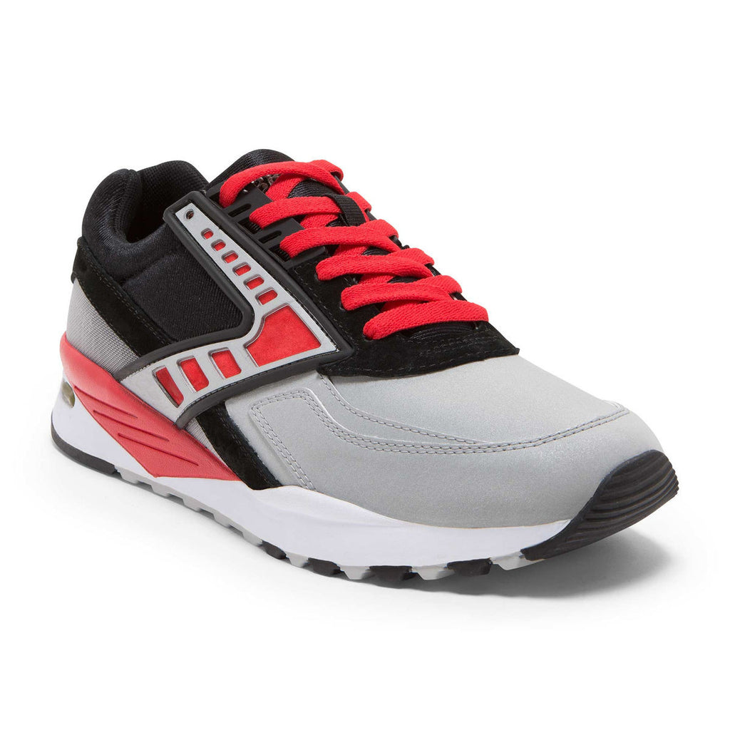 Brooks Heritage Equinox Regent Shoe Black/Red/Silver Shoes Ascent Wear - 2