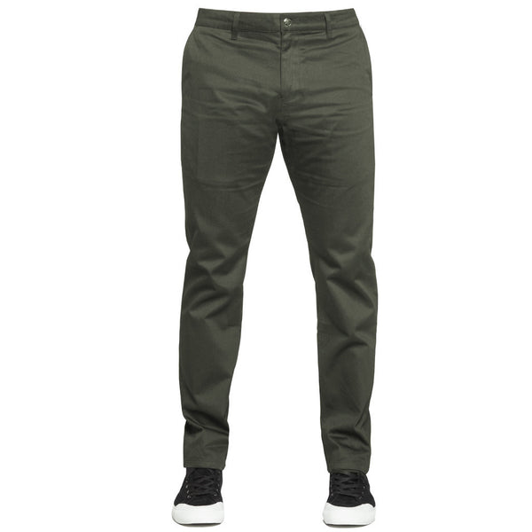 Huf Fulton Chino Slim Pants Military Pants Ascent Wear