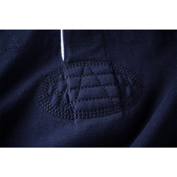 Huf Twickenham Rugby L/S Shirt Navy Shirts Ascent Wear - 3