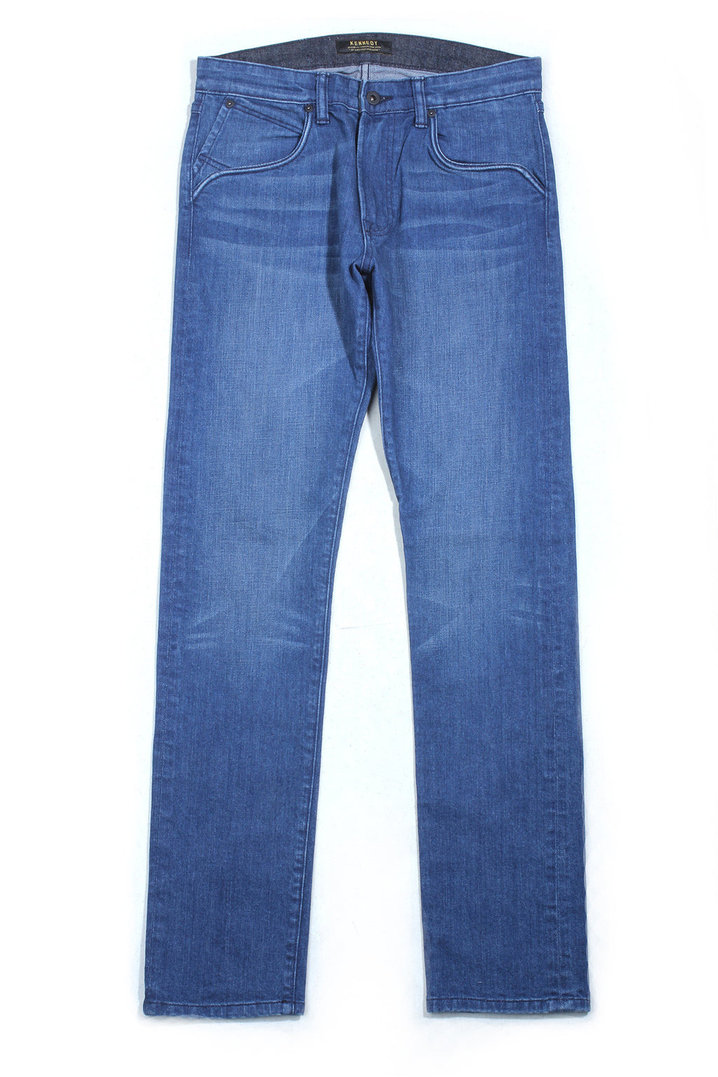 Kennedy Denim Z-Line Pants Pacific Blue Pants Ascent Wear - 1