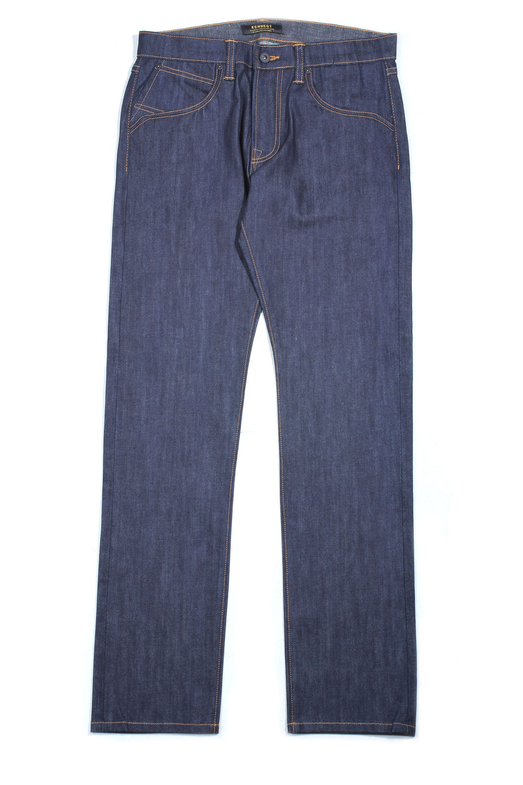 Kennedy Denim Z-Line Pants Raw Indigo Pants Ascent Wear - 1