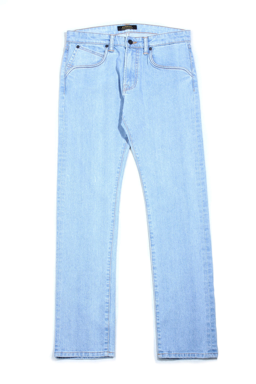 Kennedy Denim Z-Line Pants Stoned Tone Pants Ascent Wear - 1