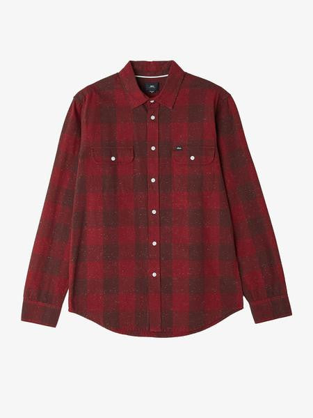 Obey Obey Drifter Shirt Shirts Ascent Wear - 6