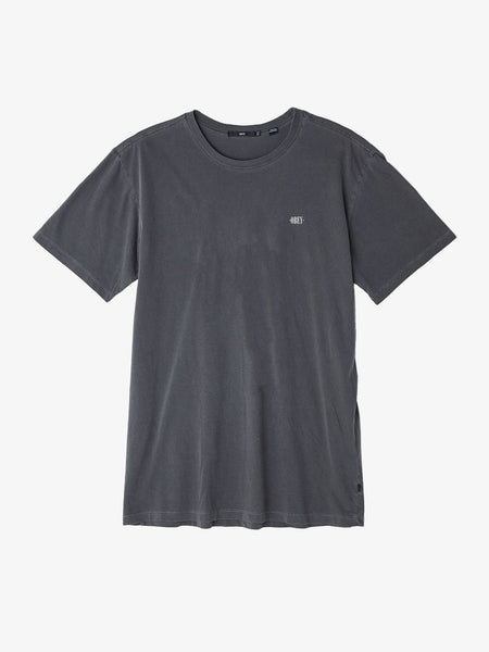 Obey New Times Micro Tee Shirts Ascent Wear - 1