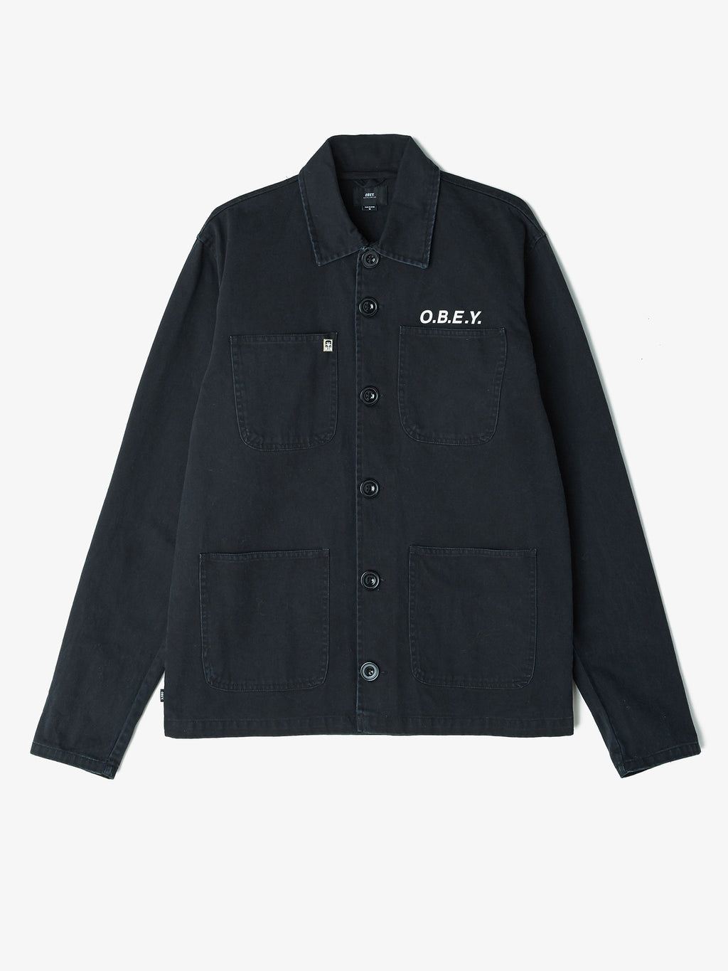 Obey Wasteline Jacket Light Jackets Ascent Wear - 2