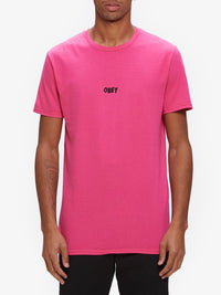 Obey Jumble Bars Tee Shirts Ascent Wear - 7