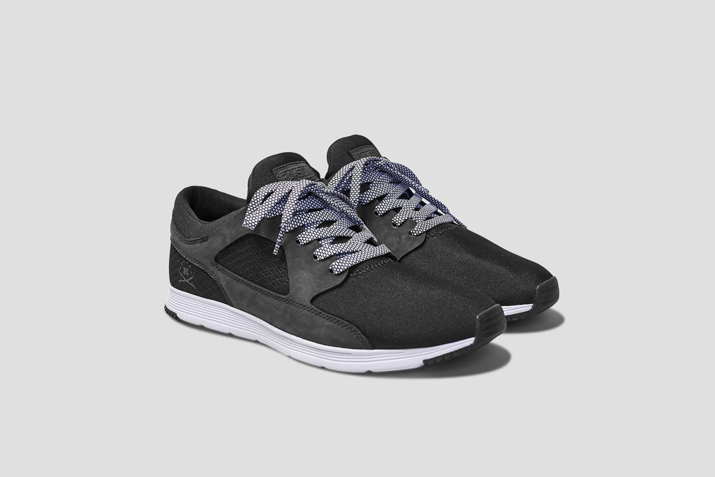 Ransom Valley Lite Shoe Black Shoes Ascent Wear - 2