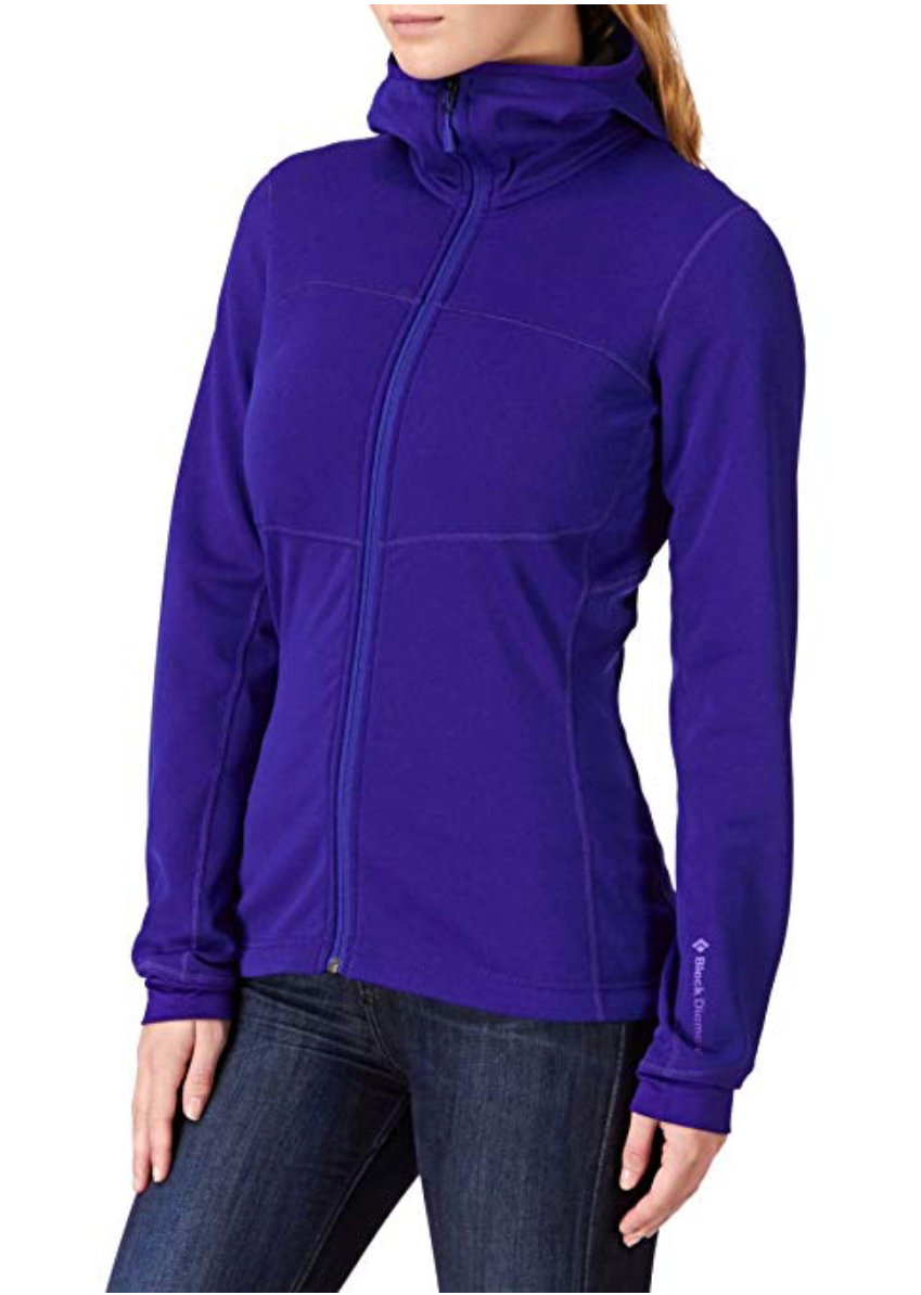 Women's Black Diamond Coefficient Jacket