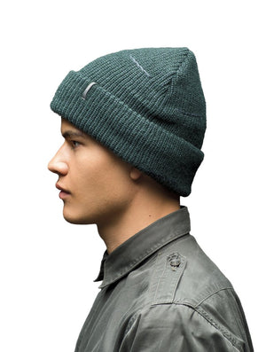 Staple Cuffed Toque