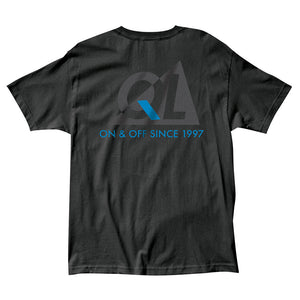 The Quiet Life Reflective T-Shirt Black Shirts Ascent Wear - 2