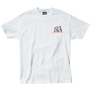 The Quiet Life Reflective T-Shirt White Shirts Ascent Wear - 1