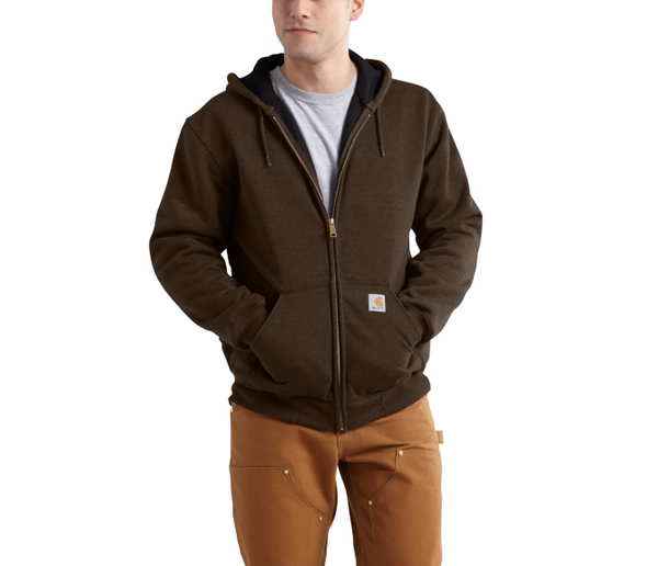 Rain Defender Rutland Thermal-Lined Hooded Zip-Front Sweatshirt