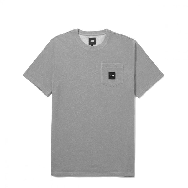 HEATHER BOX LOGO POCKET TEE