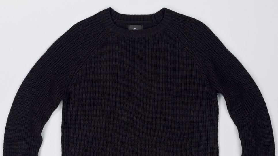 Drifter Ribbed Sweater