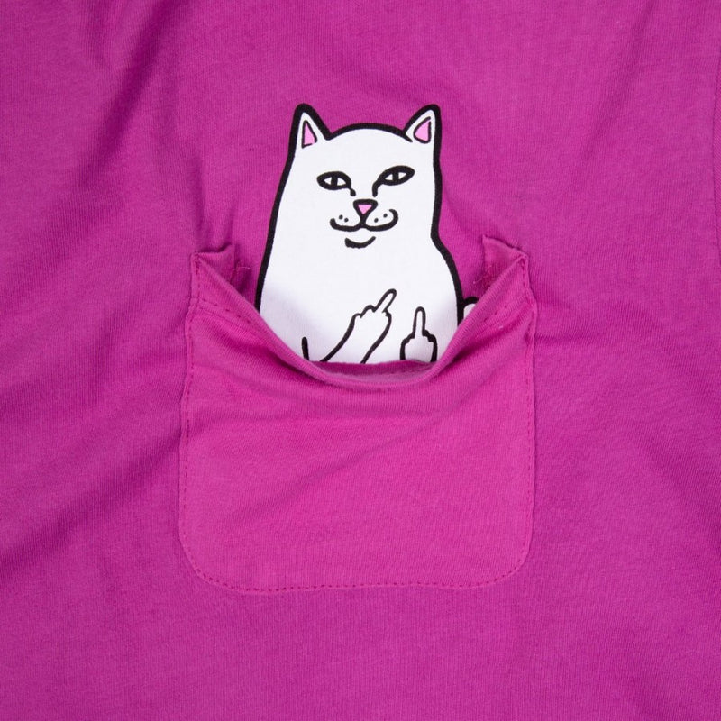 Lord Nermal Long Sleeve - Fuchsia