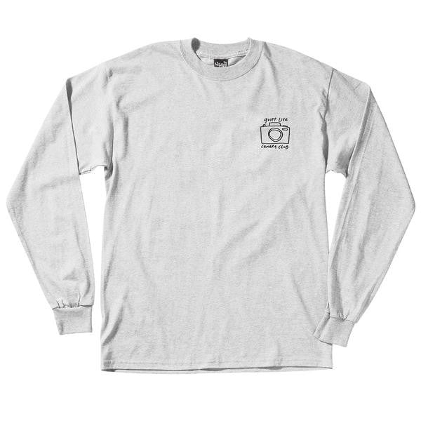 The Quiet Life Camera Club Long Sleeve T  Ascent Wear - 1