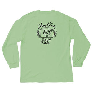The Quiet Life Camera Club Long Sleeve T  Ascent Wear - 4