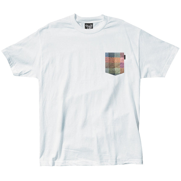 The Quiet Life Summer Plaid T-Shirt White Shirts Ascent Wear