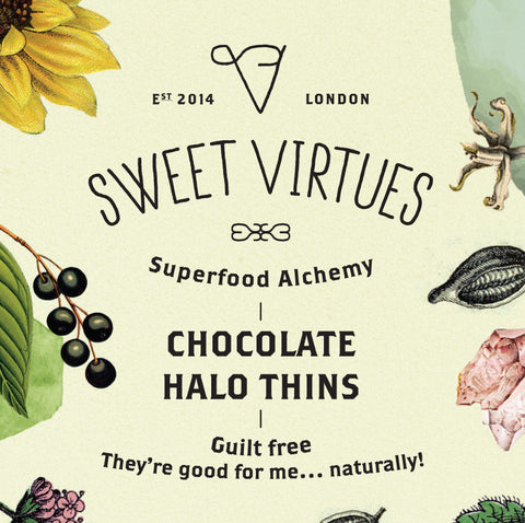 Chocolate Halo Thins - Four Unique Flavours