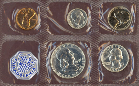 1957 US Mint Proof Set
